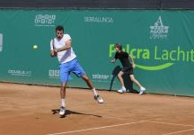 Challenger Bordeaux: Out al primo turno Matteo Viola