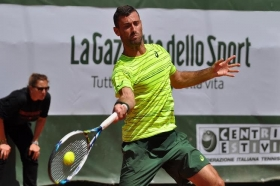 Matteo Viola classe 1987, n.321 ATP