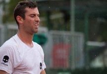 Challenger Orbetello: Eliminato Alessio Di Mauro. Sfuma la finale anche per Matteo Viola, sconfitto da Lajovic in tre set