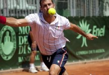 Challenger Tunisi: Matteo Viola si arrende a Marcel Granollers. Gianluca Naso fermato da Zopp