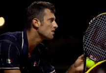 Challenger Noumea: La pioggia ferma ancora Matteo Viola e Simone Vagnozzi