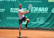 Challenger Praga: Eliminato al secondo turno Matteo Viola