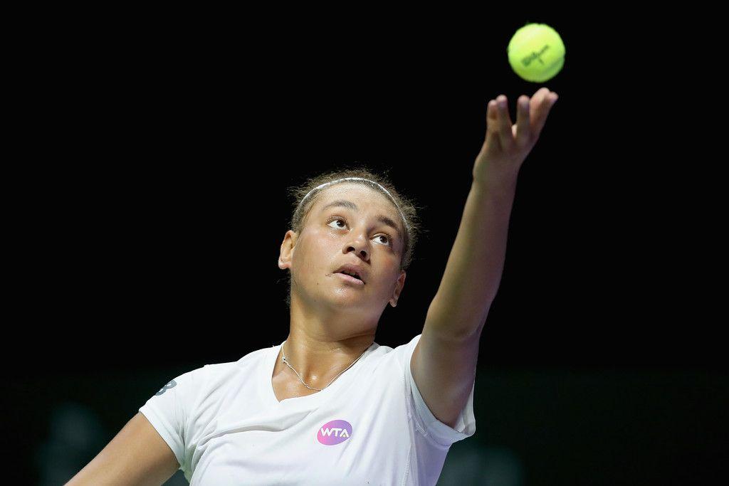 Violet Apisah, classe 2000 e n.29 ITF
