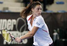 WTA Roma: Qualificazioni. Alexia Virgili sogna per un set contro Anabel Medina Garrigues. Prende una stesa Alice Balducci