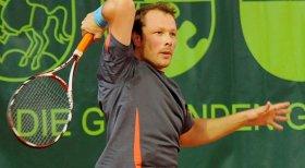 Alex Vittur classe 1984, senza ranking ATP - Foto Alex Runggaldier