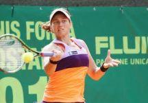 ITF Brescia: Successo finale di Stephanie Vogt