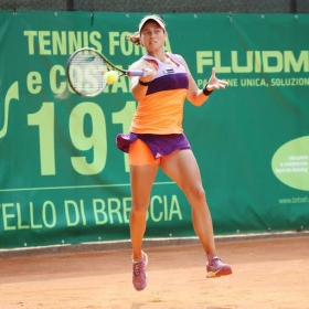 La vincitrice Stephanie Vogt, 25 anni di Vaduz -  (foto Maffeis).