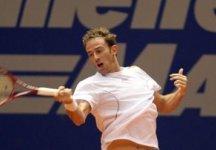 ATP Sao Paulo: Volandri gioca alla pari contro Almagro. Alla fine l'azzurro perde la finale per un soffio