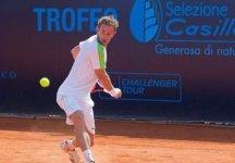 Challenger Monza: Filippo Volandri fuori ai quarti di finale