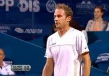 ATP Belgrado: Filippo Volandri regola la pratica Djokovic (Marko) in 1 ora ed al prossimo turno l'attende Pablo Andujar, testa di serie n.1