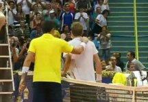 Video del Giorno: La finale del torneo di Sao Paulo tra Volandri e Almagro