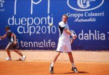 Cancellato il torneo Challenger di Roma – Due Ponti