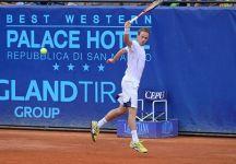 Challenger Banja Luka: Filippo Volandri fermato in semifinale