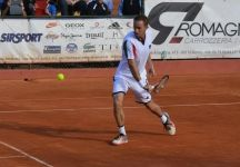 ATP Nizza: Filippo Volandri perde in maniera netta da Robin Haase