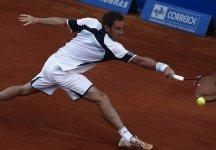 Masters 1000 – Montecarlo: Eliminato Filippo Volandri da Marin Cilic