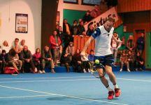 Savoia Cup: Filippo Volandri vince l'esibizione. Bolelli dà forfait per l'influenza