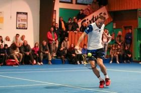Savoia Cup: Filippo Volandri vince l'esibizione