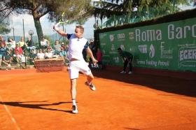 Filippo Volandri classe 1981, best ranking n.25 del mondo