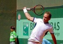 ATP Valencia: Avventura finita per Filippo Volandri