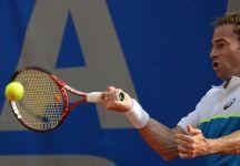 Challenger Milano: Filippo Volandri conquista le semifinali. Ora sfiderà Andrea Arnaboldi. Fuori ai quarti di finale Simone Vagnozzi