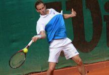 Challenger Praga: Male Filippo Volandri. L'azzurro manca anche un match point e si arrende a Pavol Cervenak, n.257 del mondo