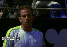 ATP Vina del Mar: Filippo Volandri in vantaggio per 61 4-2, esce di scena al tiebreak del terzo contro Joao Souza