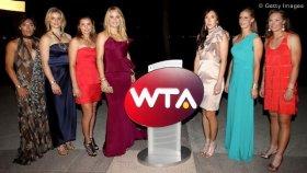 Le partecipanti ai WTA Championship dello scorso anno.