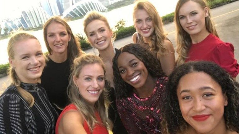 Le WTA Finals di Singapore