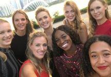 WTA Finals Singapore: Sorteggiati i gruppi. Si parte domenica mattina