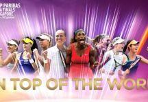 Masters WTA Singapore: Definiti i Gironi del Singolare. Sorteggi molto interessanti