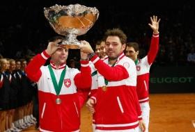 """La Federazione Svizzera ha in mente <strong>""""un Tour"""" per la Coppa Davis.</strong>"""