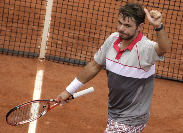 Stan Wawrinka classe 1985 ha vinto il Roland Garros nel 2015 con quei pantaloncini