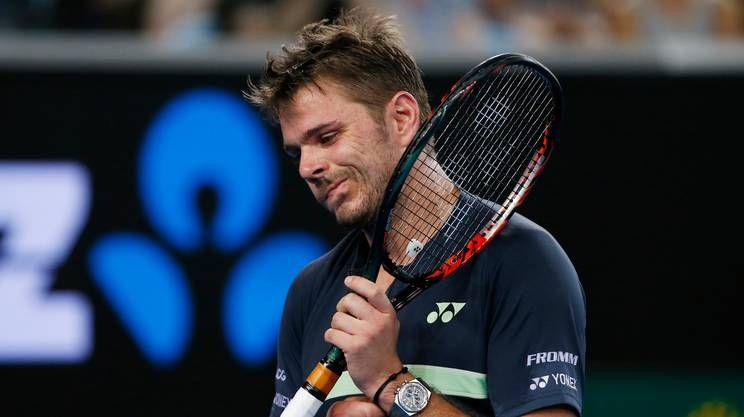 Stan Wawrinka dà forfait ad Indian Wells e Miami
