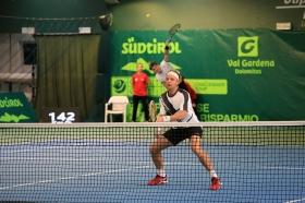 Il doppio a Ortisei alla coppia austriaca Neuchrist/Weissborn - Foto (foto Marco Wanker):