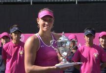 WTA International Tokyo: Dopo cinque anni e mezzo Yanina Wickmayer ritorna a vincere un torneo