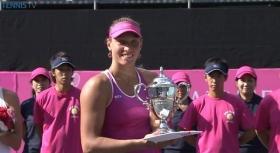 Yanina Wickmayer classe 1989, n.56 WTA da domani