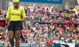 Serena Williams classe 1981, n.12 del mondo