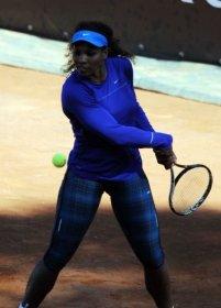 Serena Williams classe 1981, n.4 del mondo da lunedì  - Foto Antonio Fraioli