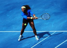Serena Williams classe 1981, n.9 del mondo