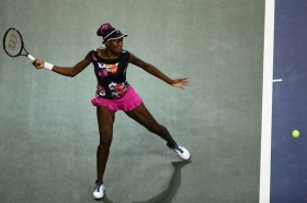 Venus Williams classe 1980, .n.38 del mondo