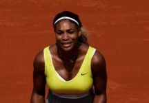 Day 4 al Roland Garros: terremoto Williams, male Flavia