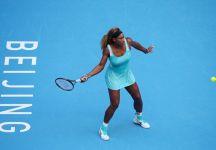 La triste vicenda di Silvia Soler Espinosa. La spagnola era avanti nel primo set per 5 a 0, 40-15 e due palle set, ma alla fine perde la frazione contro Serena Williams e poi la partita