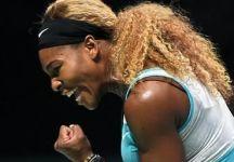 """Masters WTA Singapore: Day 5. Singoli ed i doppi. Decise le semifinali. La Halep """"salva"""" Serena Williams. Fuori Ivanovic e Sharapova. Ok Wozniacki. La Radwanska con due incontri persi è in semifinale"""