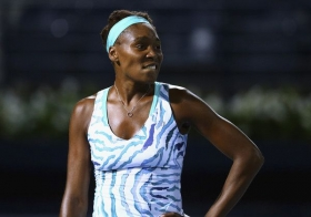 Venus Williams classe 1980, n.16 del mondot