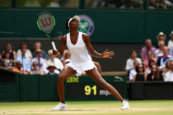 Venus Williams classe 1980