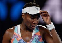 """Venus Williams: """"Serena è la miglior giocatrice della storia. Sta lavorando per tornare a Roma"""""""