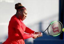 Serena Williams: è solo un blackout?