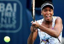 WTA Dubai: Dopo 1 anno e mezzo ritorna al successo Venus Williams