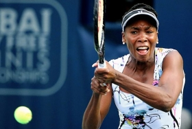 Venus Williams classe 1980, .n.44 del mondo