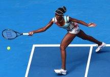 Venus Williams pronta per la sfida contro l'Italia. Karin Knapp disponibile alla convocazione
